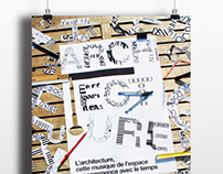 Design matérials, poster CIVA.