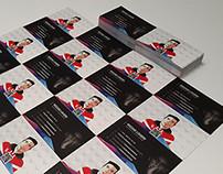 Yassine Hamdan Business Card