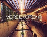 Restaurante Verde y Crema