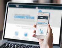 VM Vicencio Mardones - Branding & Web Design