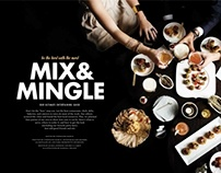 Mix & Mingle