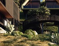 Eco-complex in Partenit