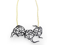 The Aster Collection (3D Printed Jewelry)