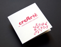 Creartè - Laboratori di arte e creatività