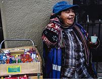 Callejeando Felicidad Bogotà