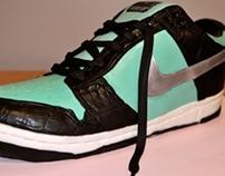 "Nike SB ""Tiffany"" Cake"