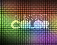 Almost Color : Branding