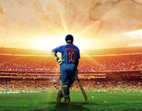 A Tribute to the God of Cricket