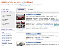 Cars.com: New Car Search