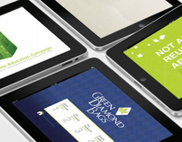 Green Diamond Bags™  iPad Presentation