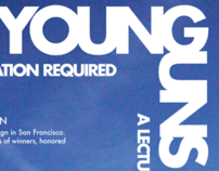 ADC Young Guns Poster Series