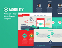 Mobility - One Page Muse Theme