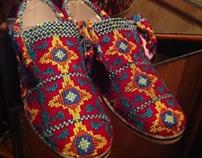My shoe Designing