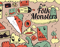 folk monsters
