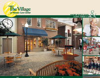The Village at Waveny Care Center Advertisement
