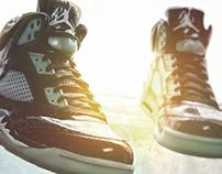 #WhatTheLevitation - Air Jordan 5 Doernbecher