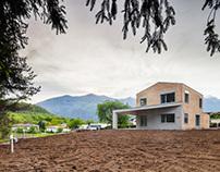Casa Parri | Ponte Capriasca | CH