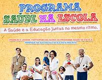 Programa Saúde na Escola / Ministério da Saú