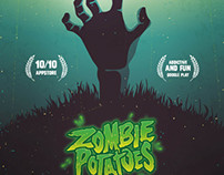 Zombie Potatoes Mobile Game