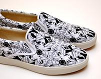 Bucketfeet Tokeria