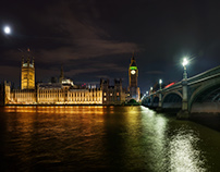 The Palace of Westminster /