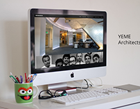 YEME Architects Website