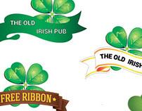 Logo design for Irish Pub