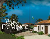 Website Viejo Santo Domingo