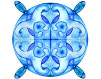 Peranakan Pattern