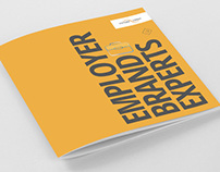 Employer Brand Experts booklet