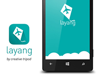 layang - flight booking app