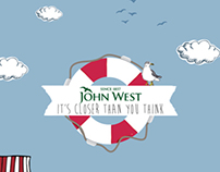 John West - It's closer than you think