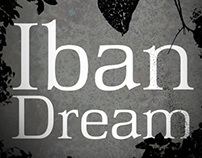 Iban Dream book cover