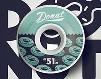 Donut Skateboard