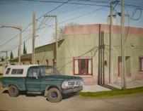 A house @ Quequén