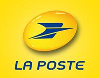 La Poste - Infographic