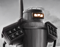 Old Machinery : War machine
