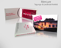 Premium Kartenhalter für Mercure Hotels