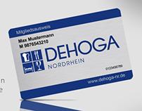 DEHOGA Nordrhein Mitgliedsausweis