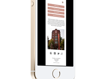 Responsive Web Design for Red Roof Inn