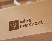 Wine Merchant - Brand Identity