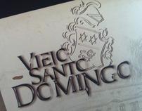 Broshure Viejo Santo Domingo