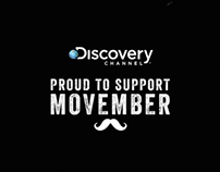 Discovery Movember