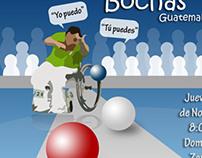 III Campeonato de Bochas Guatemala 2013