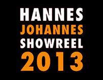 HannesJohannes - Showreel 2013