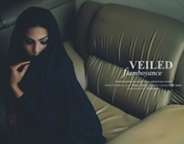 Veiled Flamboyance