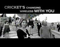Cricket - Movement Brand TV Campaign