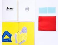 Acne Spring / Summer 2014 Printed Lookbook