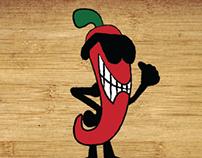 El Chilin / Logotype