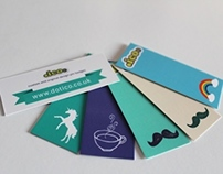 Dotico cards